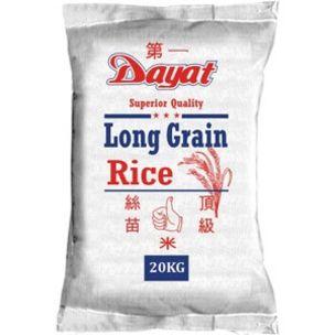 Dayat Long Grain Rice-1x20kg