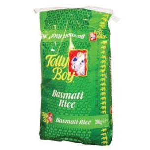 Tolly Boy Basmati Rice 1x20kg