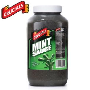 Crucials Mint Sauce-2x2.27L