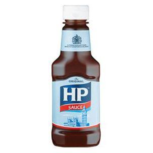 Heinz HP Sauce Squeezy (Bottle)-8x285g