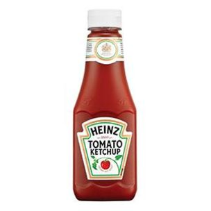 Heinz Tomato Ketchup Squeezy (Bottle)-10x342g
