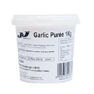JJ/Riva Frozen Garlic Puree (Single)-1x1kg
