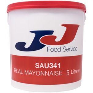 JJ Real Mayonnaise-1x5L