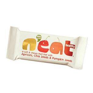 N'eat Apricots & Pumpkin Seeds Energy Bar-16x45g