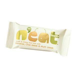 N'eat Bananas & Multi Seeds Energy Bar-16x45g