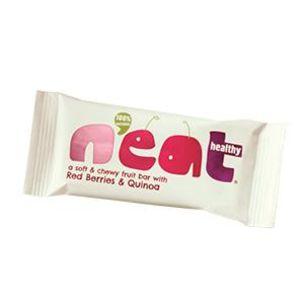 N'eat Red Berries & Quinoa Energy Bar-16x45g