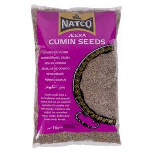 Natco (Jeera) Cumin Seeds-1x1kg