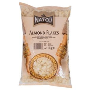 Natco Almond Flakes-1x1kg