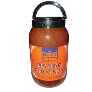 Natco Golden Mango Chutney-1x5kg