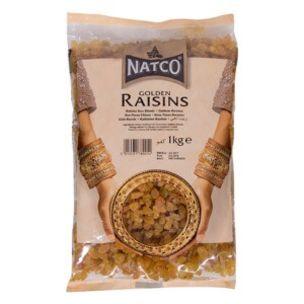 Natco Golden Raisins-1x1kg