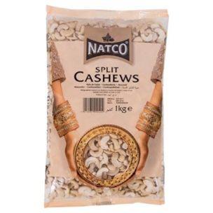Natco Split Cashews-1x1kg