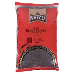 Natco Whole Black Pepper-1x1kg