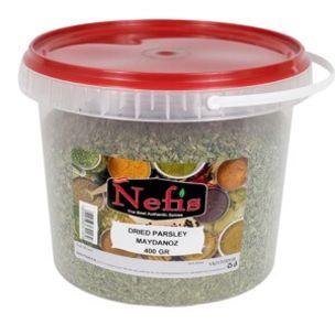 Nefis Bucket Dried Parsley-1x400g