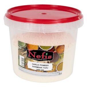 Nefis Bucket Garlic Powder-1x1.8kg