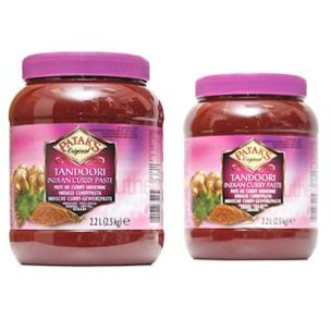 Patak's Tandoori Marinade Paste (Medium Hot)-2x2.5kg