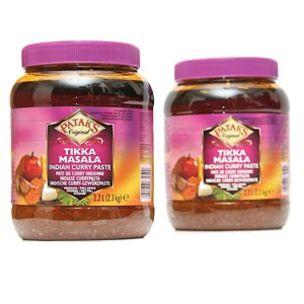 Patak's Tikka Masala Curry Paste (Medium Hot)-2x2.3kg