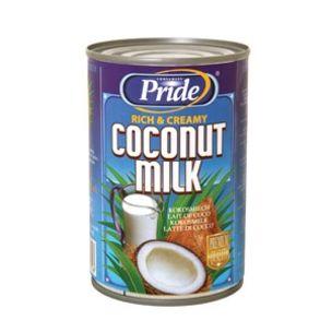 Pride Coconut Milk-12x400ml
