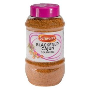 Schwartz for Chef Blackened Cajun Seasoning-1x550g