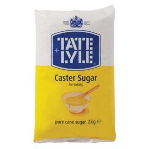 Tate & Lyle Caster Sugar-6x2kg