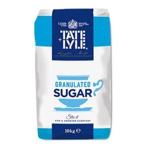 Tate & Lyle Granulated Sugar-1x10kg