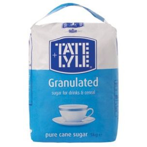 Tate & Lyle Granulated Sugar-1x5kg