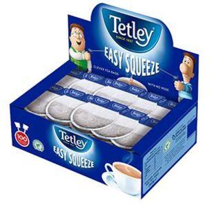 Tetley Drawstring Tea Bags-1x100