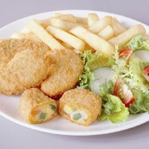 KaterVeg Vegetable Nuggets-1x2kg