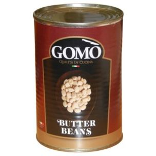 Gomo Butter Beans 24x400g