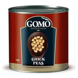 Gomo Chick Peas-1x2.5kg