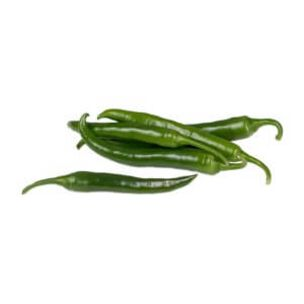 Green Chilli Peppers-1x3kg