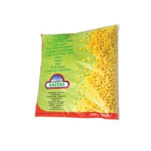 Greens Frozen Sweetcorn Kernels (Bags)-1x2.5kg