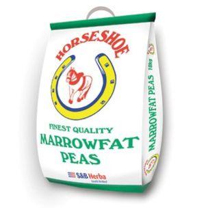 Horseshoe Marrow Fat Peas-1x10kg