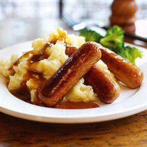 Quorn Sausages-1x2kg