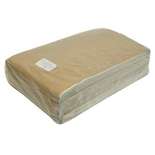 Bleached Greaseproof Paper-(25cmx37.5cm)-1x2000 Sheets Approx