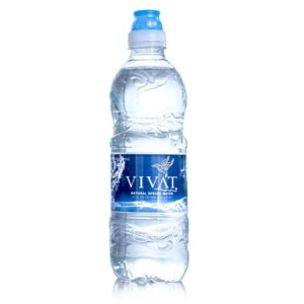 Vivat Still Spring Water with Sportscap-24x500ml