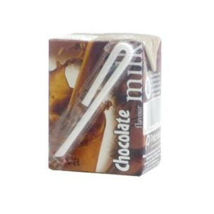 Viva UHT Chocolate Flavoured Milk-27x200ml