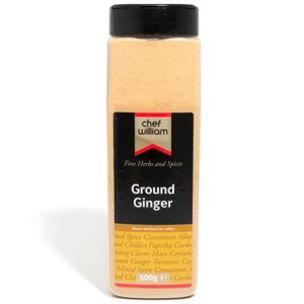 Chef William Ground Ginger-1x500g