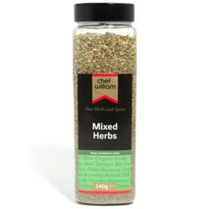 Chef William Mixed Herbs-1x140g