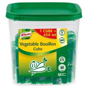 Knorr Vegetable Bouillon Cubes-60x10g