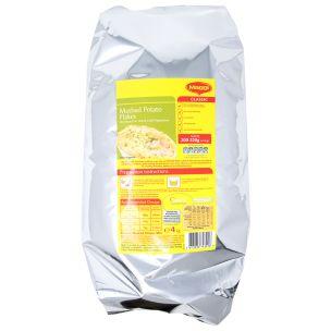 Maggi Mash Potato Mix Low-Salt (Single) 1x4kg