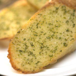 Riva Part Baked Garlic Slices-1x120