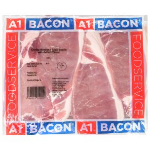 A1 Rindless Back Bacon (Red Tape) 1x2.27kg
