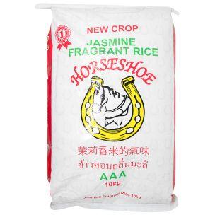 Horseshoe Jasmine Fragrant Rice-1x10kg