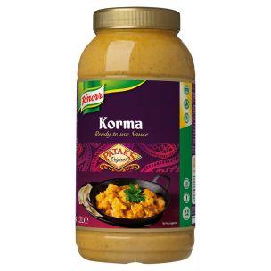 Knorr Patak's Korma Sauce-2x2.2L