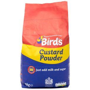Birds Custard Powder-1x3kg