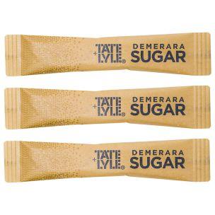 Tate & Lyle Demerara (Brown) Sugar Sticks-1x1000