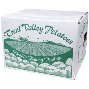 Trent Vally Extra Large Fresh Jacket Potatoes (Approx 30)-1x15kg