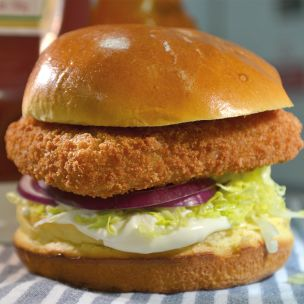 Breaded Cod Square Portions-30x100g