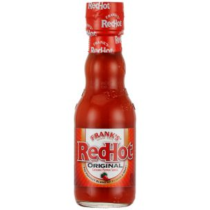 Frank's Red Hot Cayenne Pepper Sauce-6x148ml
