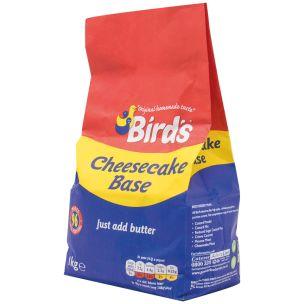 Birds Cheesecake Crumb Basee-1x1kg
